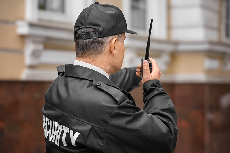 How To Be A Security Guard Uk in Surrey United Kingdom